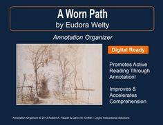 a worn path questions Studying for a worn path we have tons of study questions for you here, all completely free.