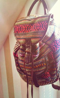Image via We Heart It https://weheartit.com/entry/64453600/via/15397272 #backpack #bag #bagpack #cute #fashion #girl #hippie #hipster #hipsters #room #style #summer #urban #vintage #hipsta #rucksac