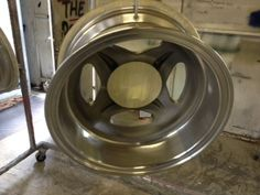 Check out these alloy wheels before we refurbished them with gloss black centres. Find out the result next week! Or visit us online at: