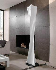 TWIST floor lamp / Produced by Mantra Iluminación / Designed by Santiago Sevillano www.mantrailuminacion.com