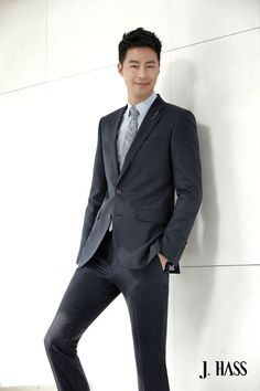 Jo In Sung @ 2013 Parkland J-Hass Spring Fashion Collection