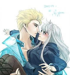 Jack and Elsa Genderbent