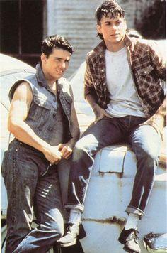 Steve and Sodapop