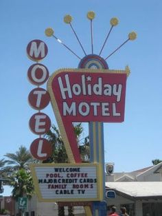 Fabulous Vintage Signage, Las Vegas, NV