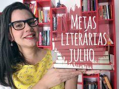 METAS LITERÁRIAS PARA JULHO/2016   BOOK ADDICT