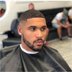 Black Men Hairstyles 2019 New top 48 Black Mens Haircuts 2019 . Black Man Haircut Fade, Black Men Haircuts, Black Men Hairstyles, Waves Hairstyle Men, Waves Haircut, 360 Waves Hair, Gorgeous Black Men, Faded Hair, Beard Styles For Men