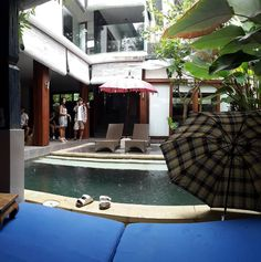 #bali. Courtesy of @juliansyahoky in #Instagram. #plunge #pool #seminyak #balivillas #villas #privatevilla #privatepool #villa #tropical