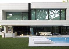 Park House by A-cero - Madrid, Spain