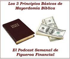 """El episodio no. 42 del #Podcast ya está disponible. Tópico: """"Los 3 Principios Básicos de #Mayordomía Bíblica"""""""
