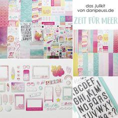 Das Juli 2017 Kit von www.danipeuss.de