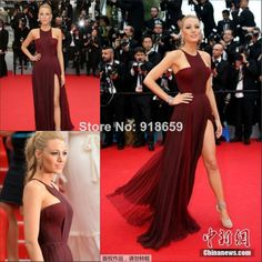 2014 New Arrival 67th tapis rouge cannes Red Carpet Celebrity Dresses Custom Made Fast Delivery $149.00