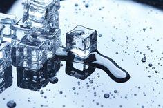 Experiment für Kinder: Blitzschnell Wasser zu Eis machen - für Kindergarten, Kita oder zu Hause.