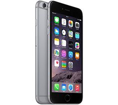 Apple iPhone 6 Plus smartphone. Announced September Features IPS LCD capacitive touchscreen, 8 MP camera, Wi-Fi, GPS, Bluetooth. Apple Iphone 6s Plus, Apple Tv, Buy Apple, Galaxy A5, Samsung Galaxy, Iphone Deals, New Iphone, Iphone 6s 32gb, Smartphone Reconditionné