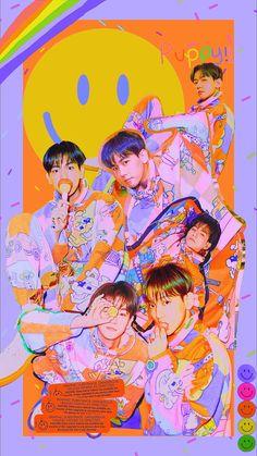 Retro Wallpaper, Aesthetic Iphone Wallpaper, Aesthetic Wallpapers, Baekhyun Fanart, Baekhyun Wallpaper, Kpop Posters, Japon Illustration, Aesthetic Indie, Indie Kids