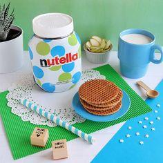 : : nutella : : special edition : :