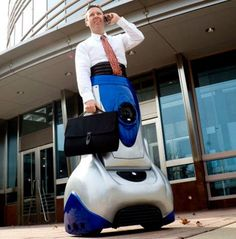 Paralyzed people and amputees could soon stand tall with a Segway-type personal vehicle that would allow them to go anywhere a wheelchair can go. The Chariot is being developed by Exomovere Holdings who hopes that the vehicle would be a direct competitor of scooters and wheelchairs marketed toward elderly, disabled and obese people. More importantly, [...]
