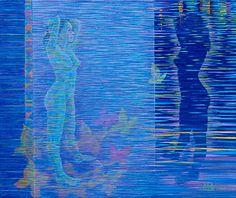 <Marie의 꿈>, 72.7☓60.6cm, Oil on Canvas, 2006.