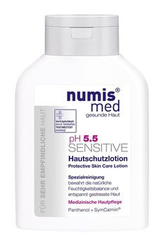 Protective Skin Lotion Imported from Germany Dermatologist Tested 5 Star Guarantee For Dry Sensitive Skin Low ph 5.5 Paraben Free Vegan Moisturizing Lotion 200 ml by Numis Med *** Find out more about the great product at the image link.