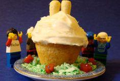 Sinai Muffins, Origami 10 Commandments & More Shavuot Crafts Sukkot Recipes, Jewish Recipes, Gourmet Recipes, Edible Crafts, Food Crafts, Simchat Torah, Jewish Crafts, Cooking Courses, Food Menu