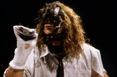 26 Facts That Prove Mick Foley Is The World's Coolest Person Mankind Wwe, Mick Foley, Wrestling Stars, Wwe Tna, Wwe Wallpapers, Wwe Champions, Wrestling Superstars, Wwe Wrestlers, Professional Wrestling