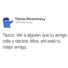 Etiqueta a tu amigo/a  #3m #ChisteTipico