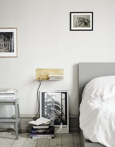 Adding colour to your rented home | post via Ollie & Sebs Haus