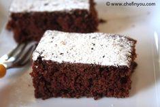 Vegan Chocolate Cake Recipe | Simple Easy Chocolate Cake Recipe | Wacky Chocolate Cake Recipe