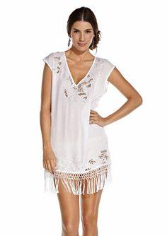 OndaDeMar Nomad Fringe Dress// Coachella outfit ideas