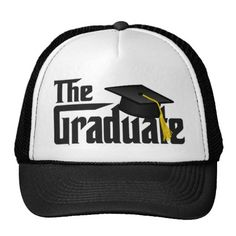 The Graduate Trucker Hat