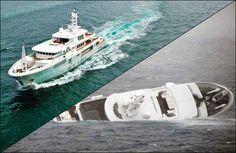 Super Yacht Sinking – Yogi
