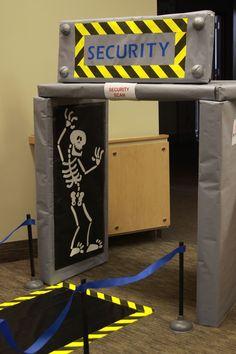 Preschool Entry - X-ray Security Scanner