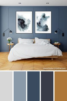 15 Cool Blue bedroom ideas bedroom ideas blue, blue carpet bedroom, bedroom light blue, blue bedroom ideas for women, seafoam blue b. Best Bedroom Colors, Bedroom Color Schemes, Colors For Small Bedrooms, Home Color Schemes, Blue Bedroom Ideas For Couples, Small Bedroom Paint Colors, Interior Design Color Schemes, Home Decor Bedroom, Modern Bedroom