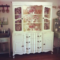 My New Hutch!