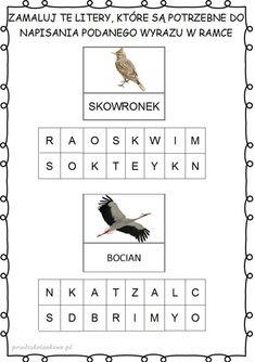 Polish Language, Kids Learning, Science, Education, Montessori, Speech Language Therapy, Paper, Cuba, Flag