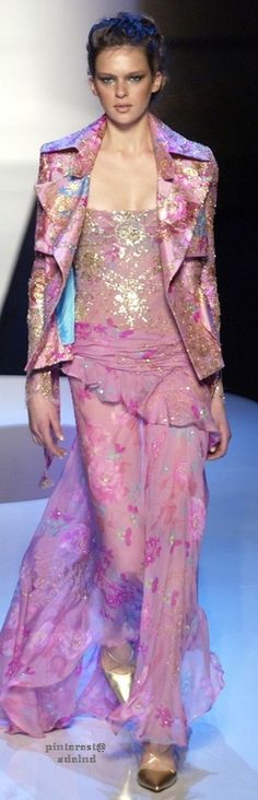 Elie Saab Spring 2004 Couture