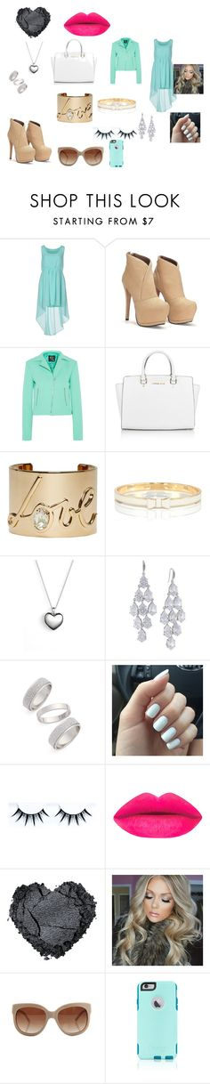 """""""Time to have a party"""" by keke2004 on Polyvore featuring beauty, Duck Farm, McQ by Alexander McQueen, Michael Kors, Lanvin, Kate Spade, Pandora, Carolee, Topshop and STELLA McCARTNEY"""