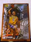 For Sale - 1997-98 Topps Finest DEREK FISHER #43 Los Angeles Lakers Thunder Rookie RC MINT