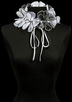 Teodora collar, www.annefontaine.com #annefontaine #collar #fashion