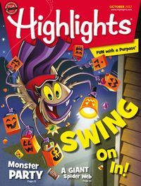 Buy Highlights For Children Magazine the latest issue or annual subscription of Highlights For Children Magazine - Entertainment Magazine on discount from USA's leading online mag store – Magazine Cafe Store Science Projects, Science Experiments, Highlights Magazine, Hidden Pictures, Critical Thinking Skills, Magazines For Kids, Publication Design, Digital Text, Monster Party