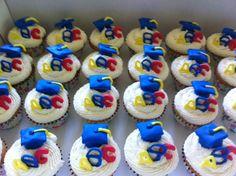 cupcakes for preschool graduation