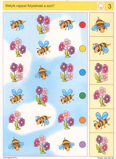 Melyik rajzzal folytatnád a sort? Picture Comprehension, Sequencing Cards, Cicely Mary Barker, Brain Activities, Speech Therapy, Playroom, Worksheets, Kindergarten, Preschool