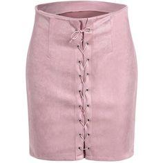 Womens Acne Studios Clothing Raya short Dusty Pink • Lyla Gallery