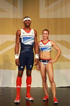 GB Olympic kit