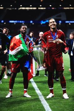 Liverpool win the Champions League, Jurgen Klopp's 'mentality monsters' are here to stay   Komback Blog
