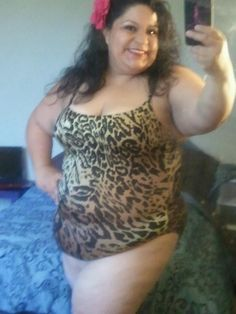 ((((Raaaawwwrrrrrrrrr!!!)))  I ENJOY animal print!  #BBWGeneration #MizLiz