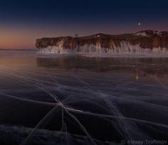 Лунный рассвет — National Geographic Россия