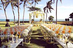Lima rekomendasi tempat pernikahan outdoor di bogor thewedding wedding decoration junglespirit Gallery