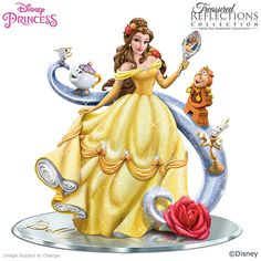 Looking for The Hamilton Collection Disney Beauty The Beast Figurine Belle Her Castle Friends ? Check out our picks for the The Hamilton Collection Disney Beauty The Beast Figurine Belle Her Castle Friends from the popular stores - all in one. Bella Disney, Disney Girls, Disney Love, Disney Images, Disney Pictures, Arte Disney, Disney Art, Punk Disney, Bradford Exchange Disney