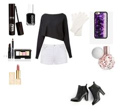 """""""Love live this"""" by sumejja-hasic on Polyvore featuring Crea Concept, Ally Fashion, SWEET MANGO, Wildflower, White House Black Market, Tory Burch and Essie"""