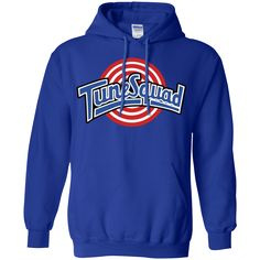 Tune Squad Daffy Duck Space Jam Hoodie